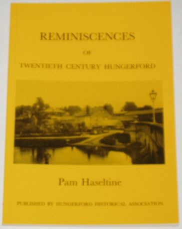 Reminiscences of Twentieth Century Hungerford, by Pam Haseltine